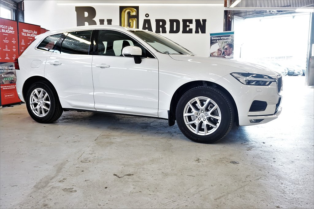 Volvo XC60 D4 AWD Geartronic Momentum, Advanced Edition Euro 6 190hk