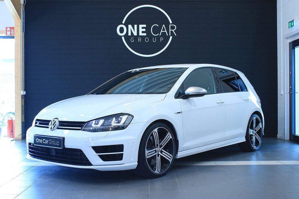Volkswagen Golf 5-door R 2.0 4Motion DSG Eu6 300hk