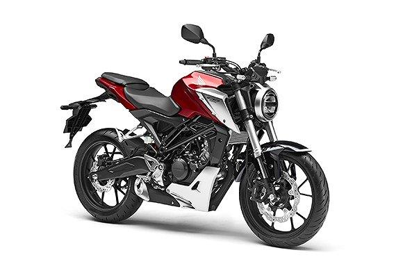 Honda CB125R Neo Sport Cafe