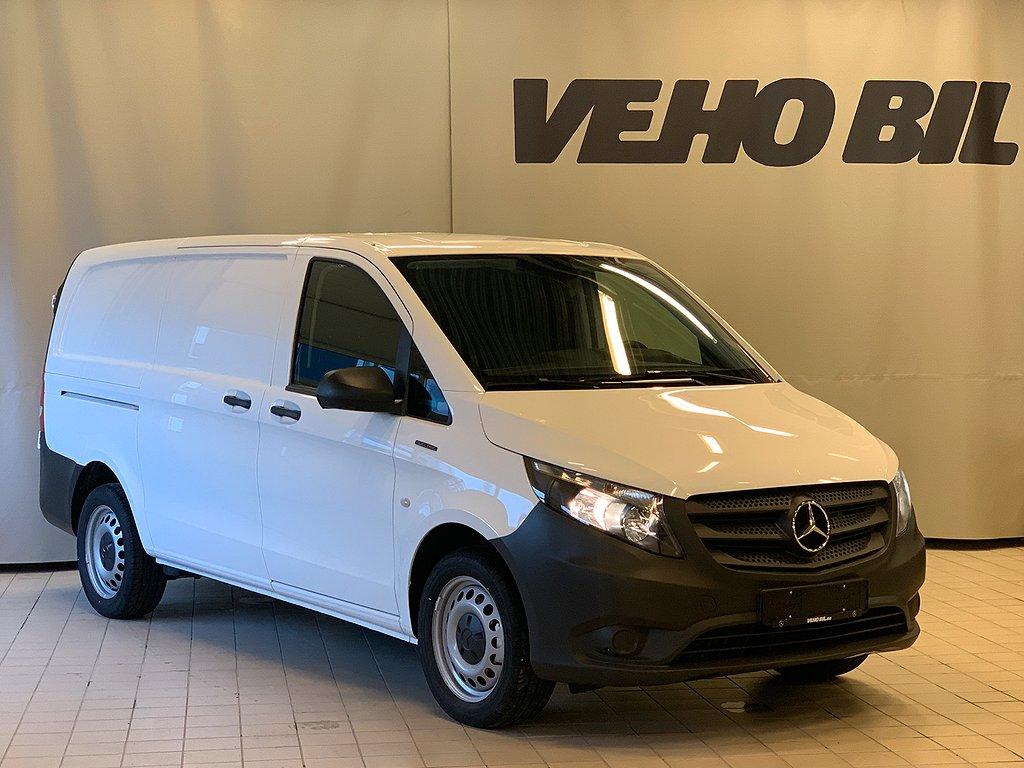 Mercedes-Benz eVito Skåp Lång