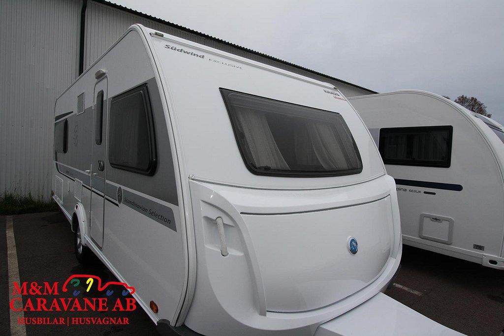 Knaus Sydwind Exclusive 590 UE Långbäddar
