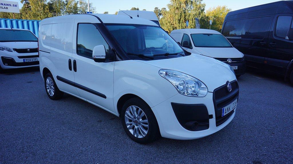 Fiat Doblo 1,3 90hk Multijet Drag