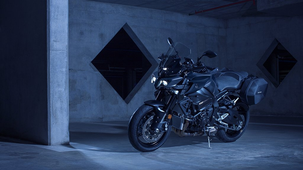 Yamaha MT-10 Tourer Edition -19