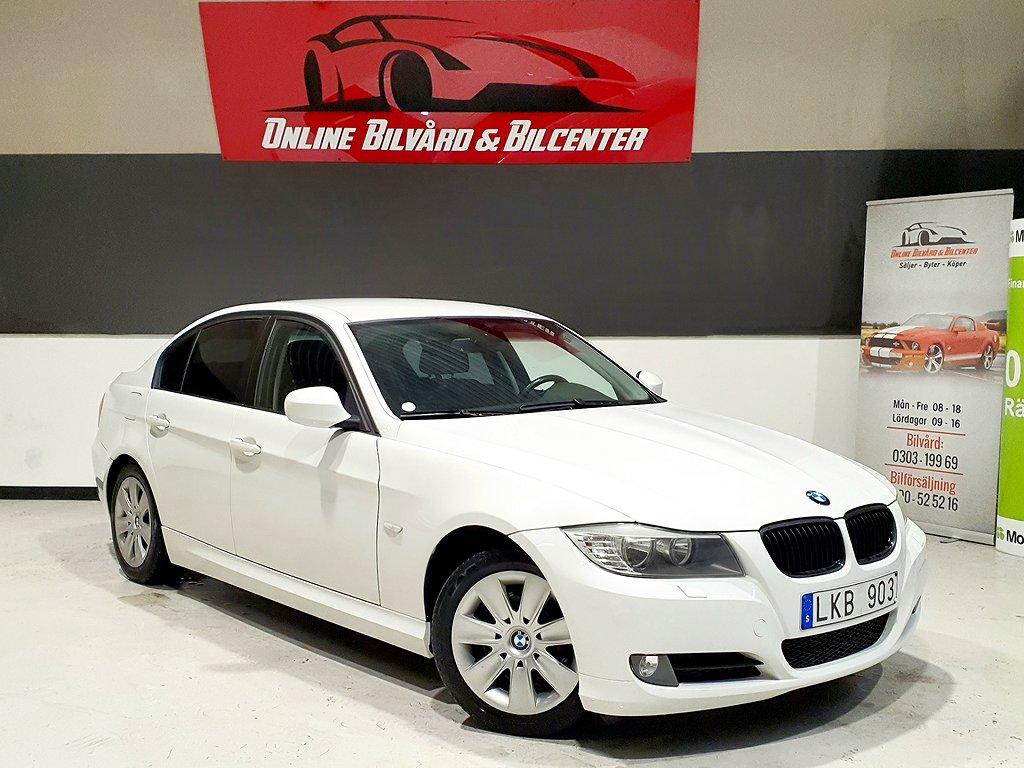 BMW 318 i Sedan Comfort 143hk / Välvårdad och fullservad