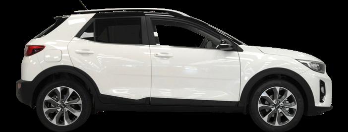 Modellbild av en Kia Stonic