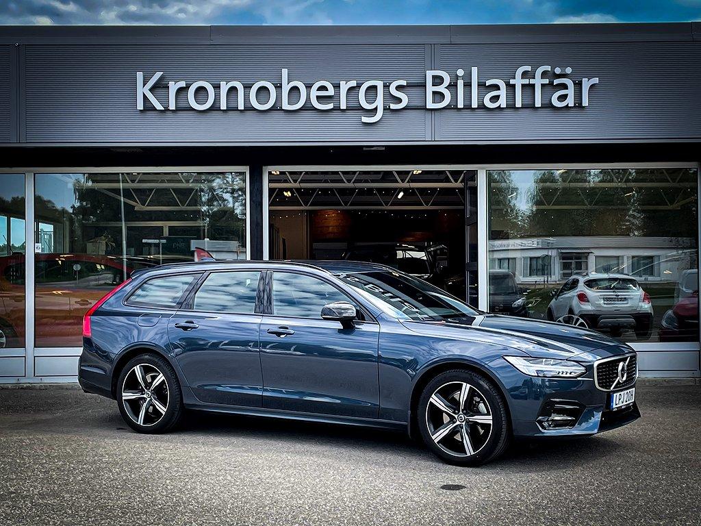 Volvo V90 D4 Geartronic R-Design Euro 6 190hk *TEKNIK*