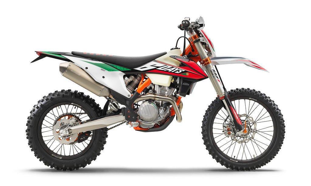 KTM 350 EXC-F *Omgående leverans* -2020