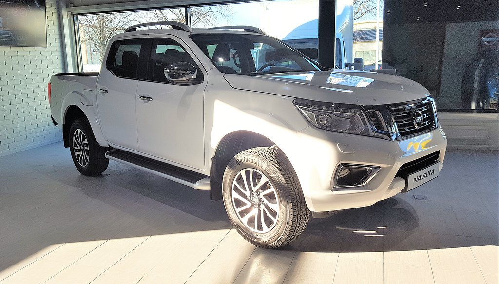Nissan Navara Double Cab Tekna AT7 2.3 dCi 190 hk