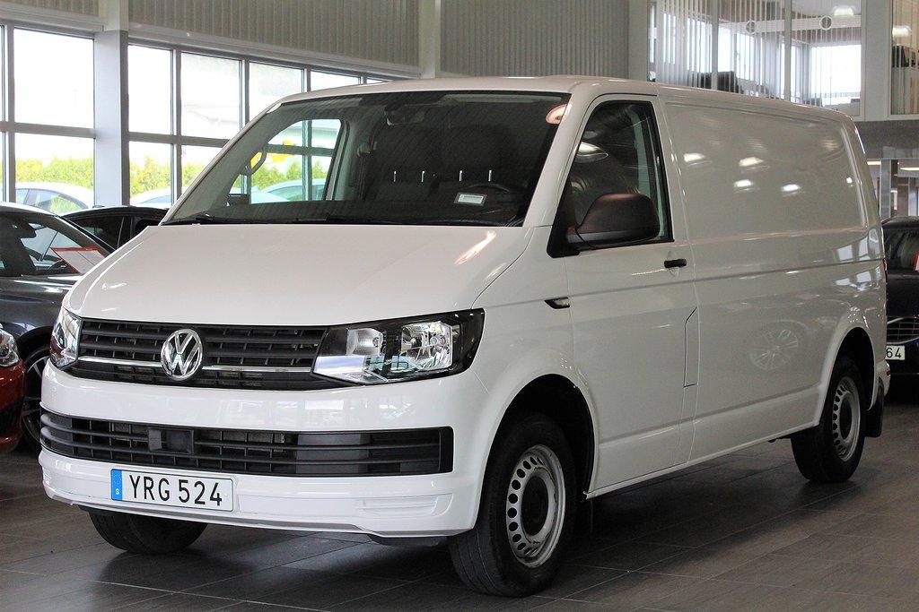 Volkswagen Transporter 2.0 TDI DSG 150HK 340 LÅNG DRAG EURO 6