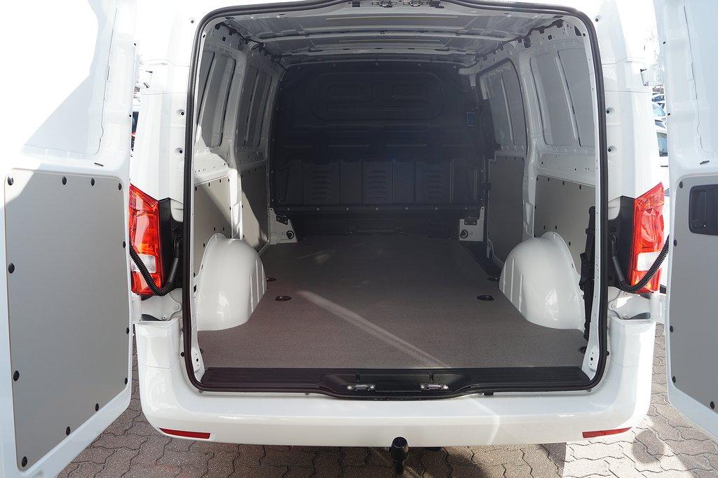 Mercedes-Benz Vito 116 / Automat / Backkamera / Kula / 295.000 + moms