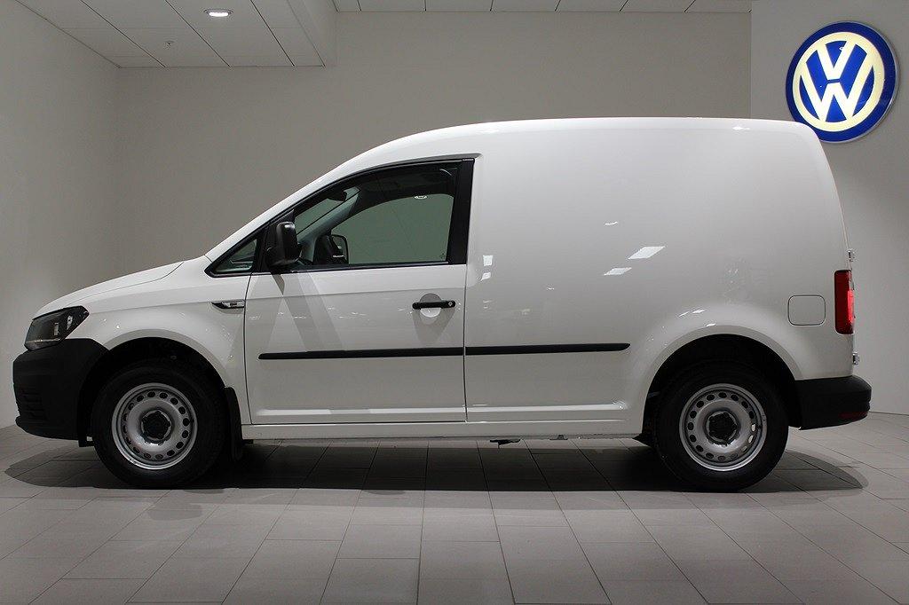 Volkswagen Caddy Skåp 2.0 TDI 102HK