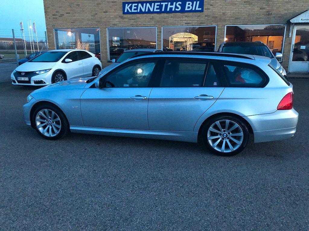 BMW 318 d Touring 143hk