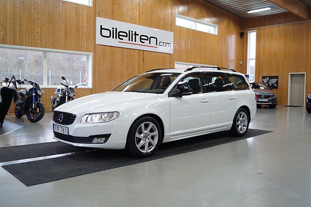 Volvo V70 D4 Sport D-Support Drag EU6 181hk