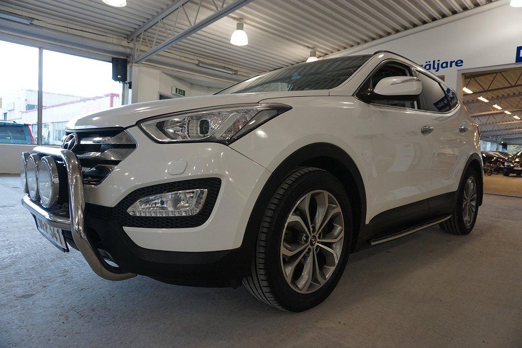 Hyundai Santa Fe 2,2 CRDi-R 4WD PremiumPlus