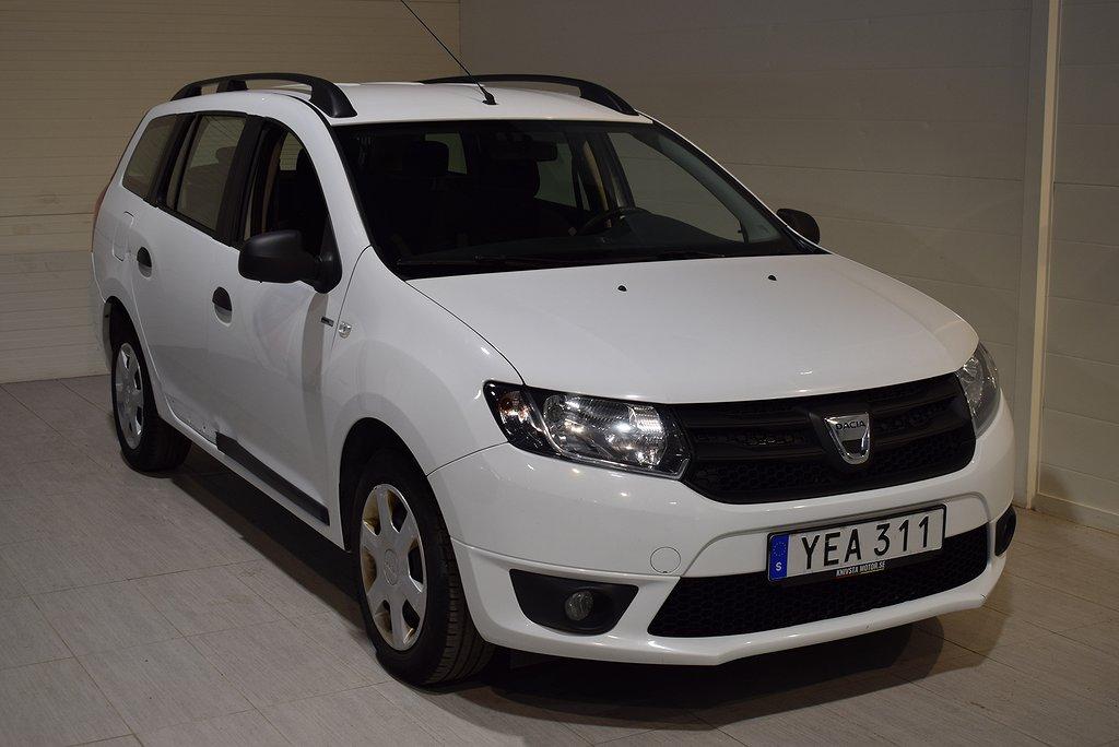 Dacia Logan MCV 0.9 TCe Euro 6 90hk 2016