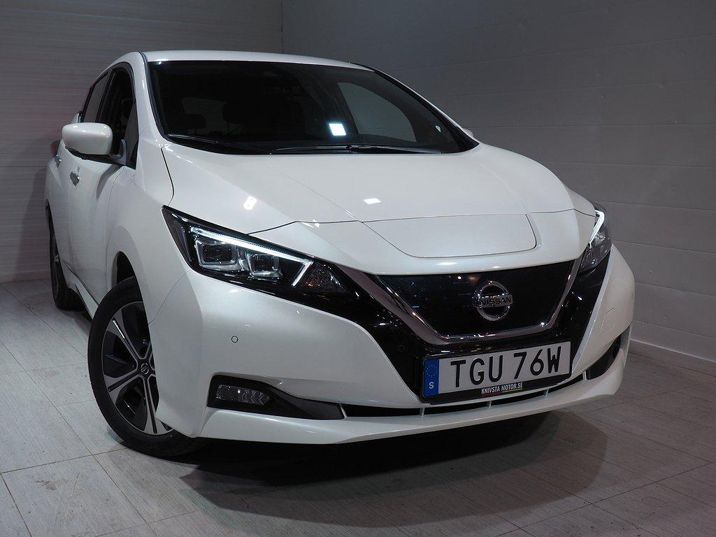 Nissan Leaf e+ 62 kWh 217hk Tekna BOSE MY21 2021