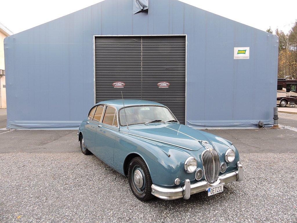 Jaguar MK II IX 3.8 223hk