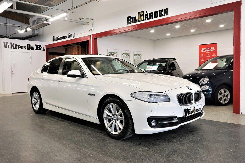 BMW 520 d Sedan Steptronic Euro 6 184hk