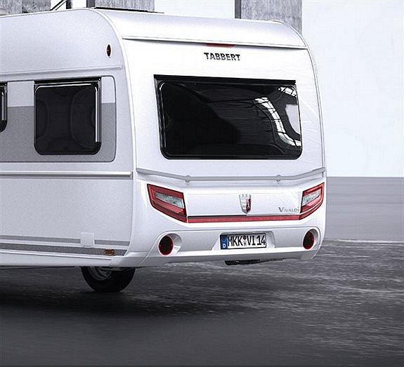 Tabbert VIVALDI 550 E 2,5 ALDE