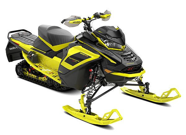 Ski-doo Renegade Xrs 900 Ace Turbo VIP