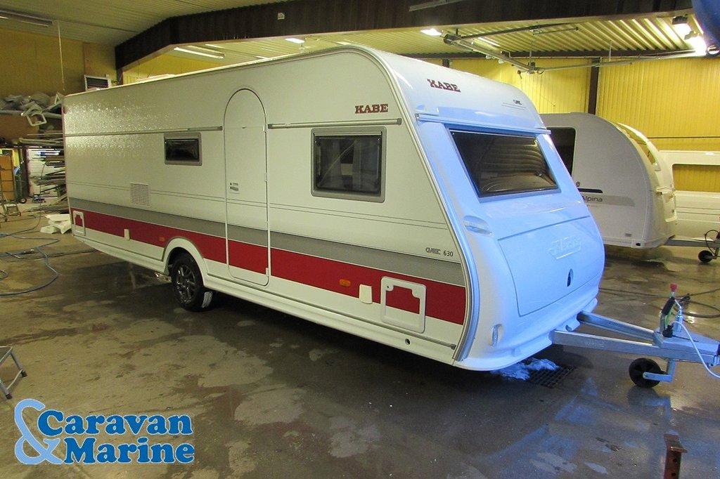 Kabe Classic 630 GXL KS / Våningssäng