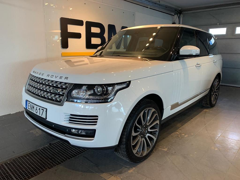 Bild till fordonet: Land Rover Range Rover