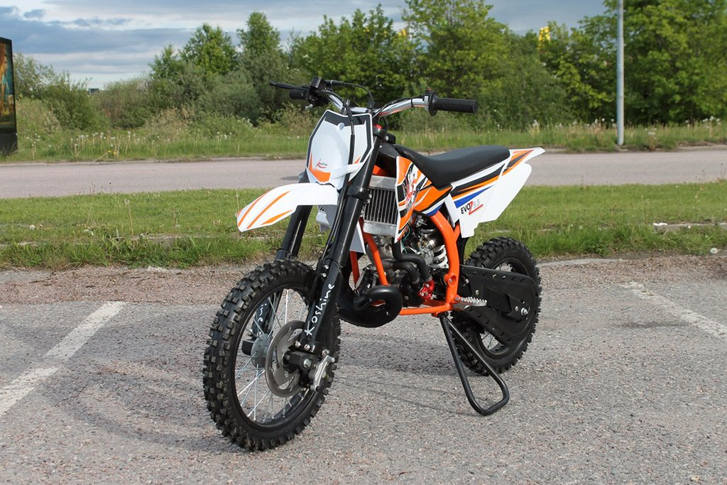 Dirtbike Cross 50cc - PXone EvoZ MX50 10,5Hp