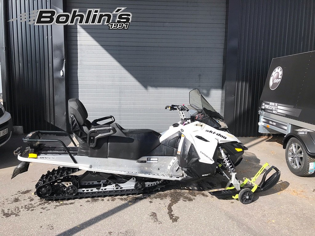 Ski-doo Expedition 900 ACE -18