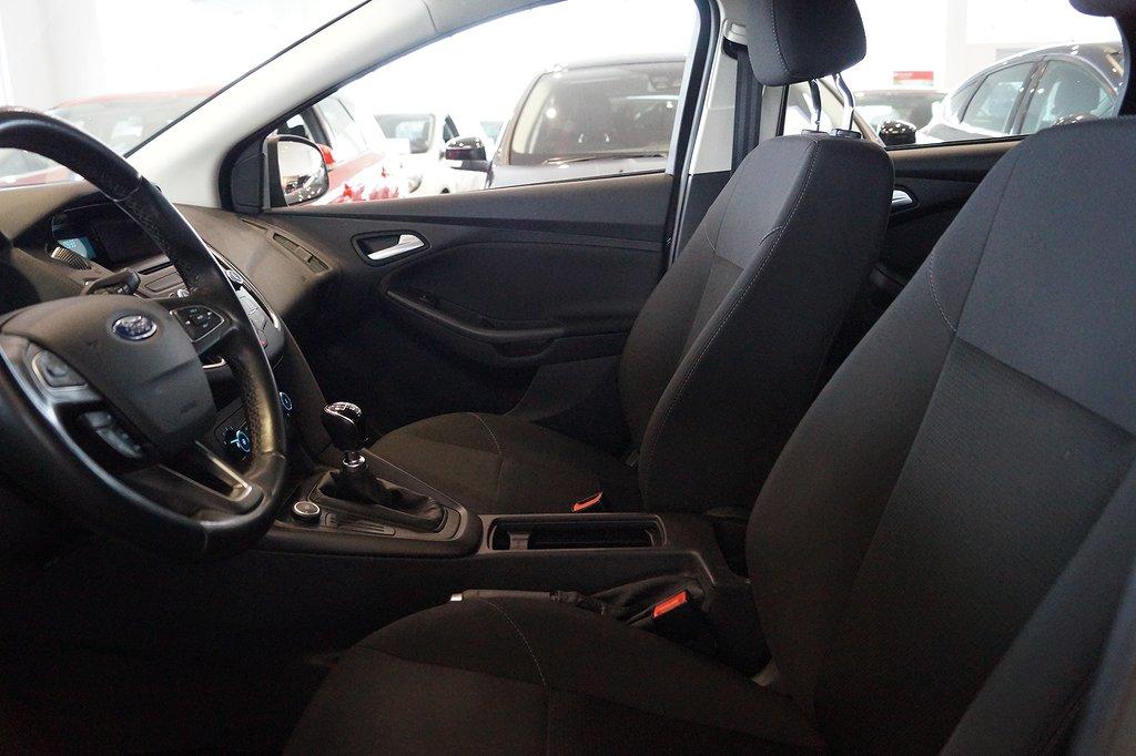 Ford Focus 1.6 TDCi 95hk Trend, Drag