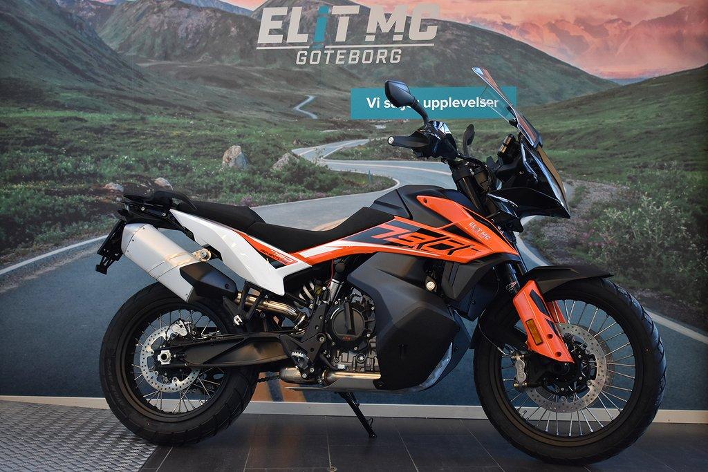KTM 790 Adventure  ELiT MC Göteborg