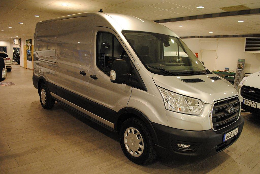 Ford Transit *1.95%ränta&5000kr i fritt bränsle* L3 350 2.0 TDCi 130h
