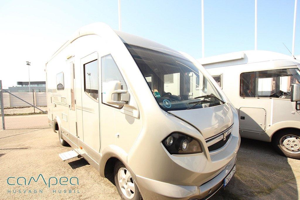 Knaus 600 S-Liner / Kompakt husbil