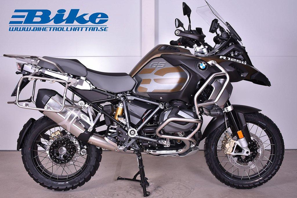 BMW R1250GSA Exclusive 5 Års Non Stop Garanti. Bike!