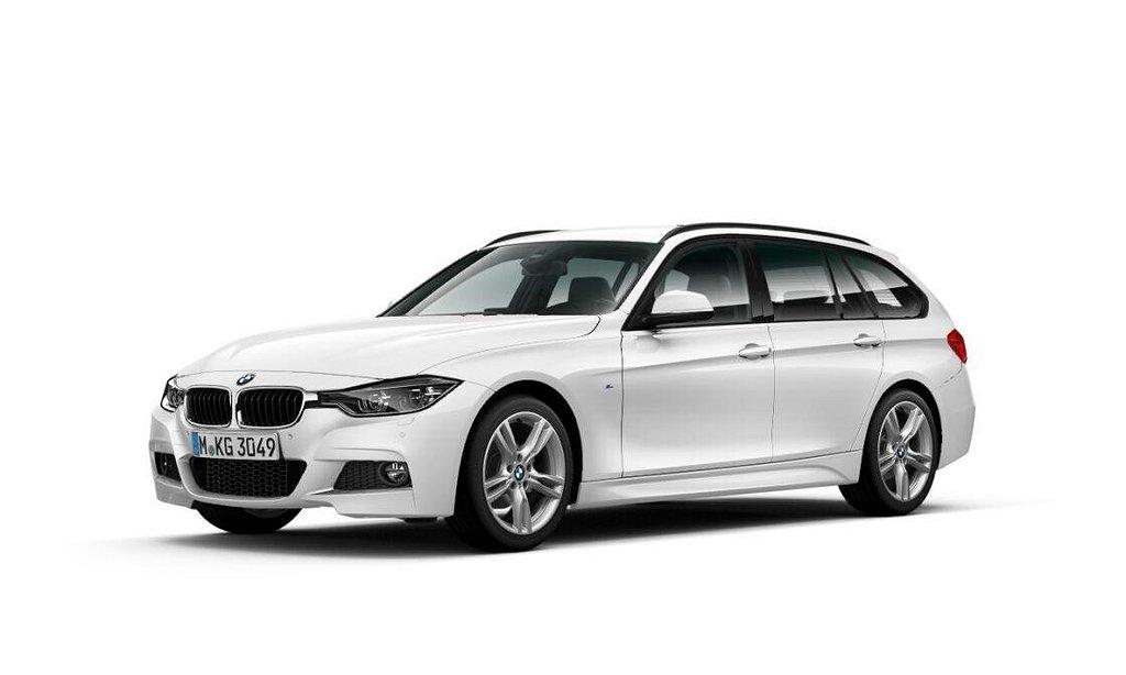 BMW 320 i / xDrive / M-sport / Connected / Drag / HIFI / Navi