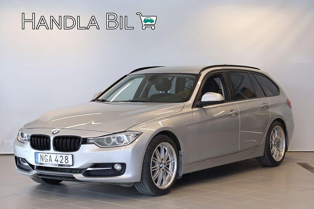 BMW 318 d Sportline Drag MoK SoV (143hk)