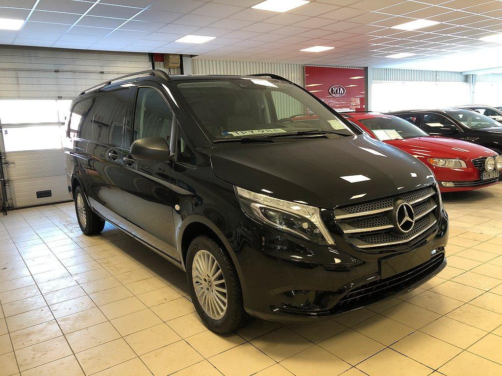 Mercedes-Benz Vito 119 BlueTEC 4x4 ex lång