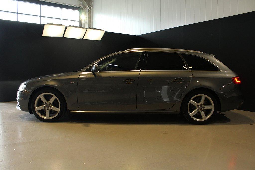 Audi A4 Avant 2.0 TDI quattro S-line Alpine Edition 190hk