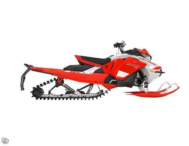 "Ski-doo Backcountry XRS 850 146"" -20"