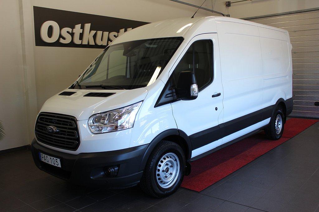 Ford Transit, 350 2.2 TDCi 155hk L2H2 / Dragkrok