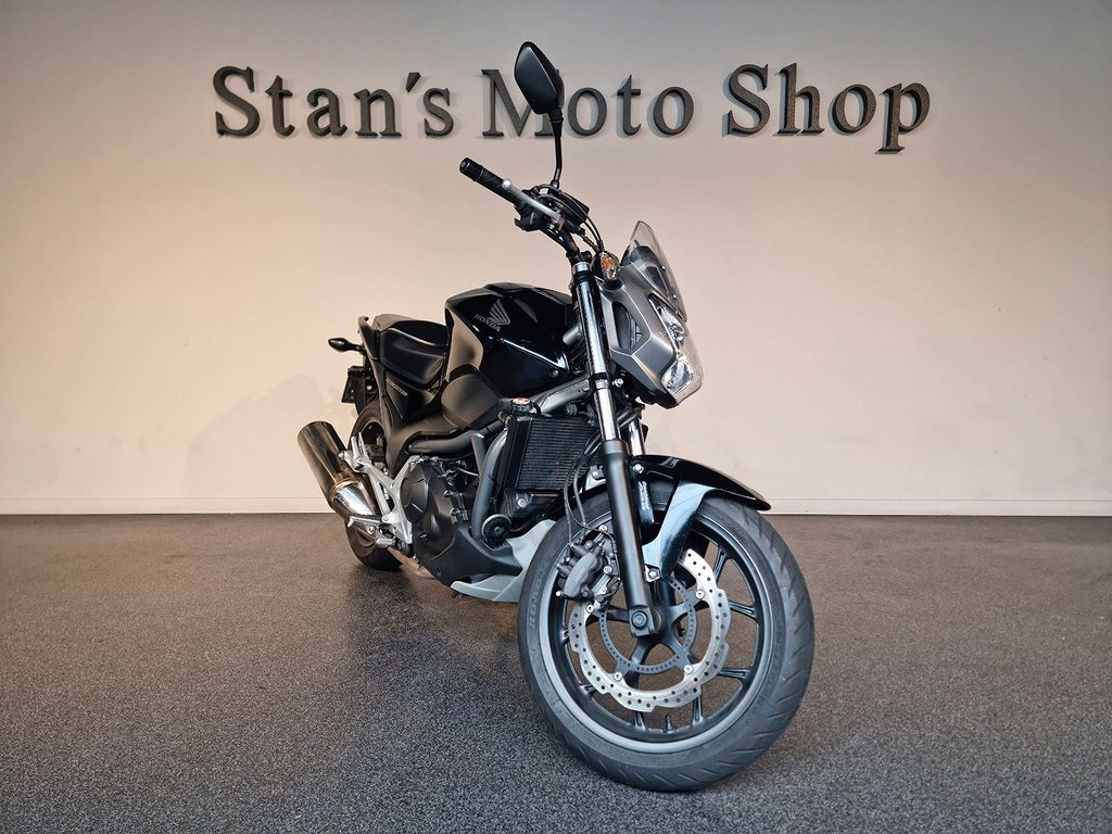 Honda Powersports NC700S ABS Sänkt