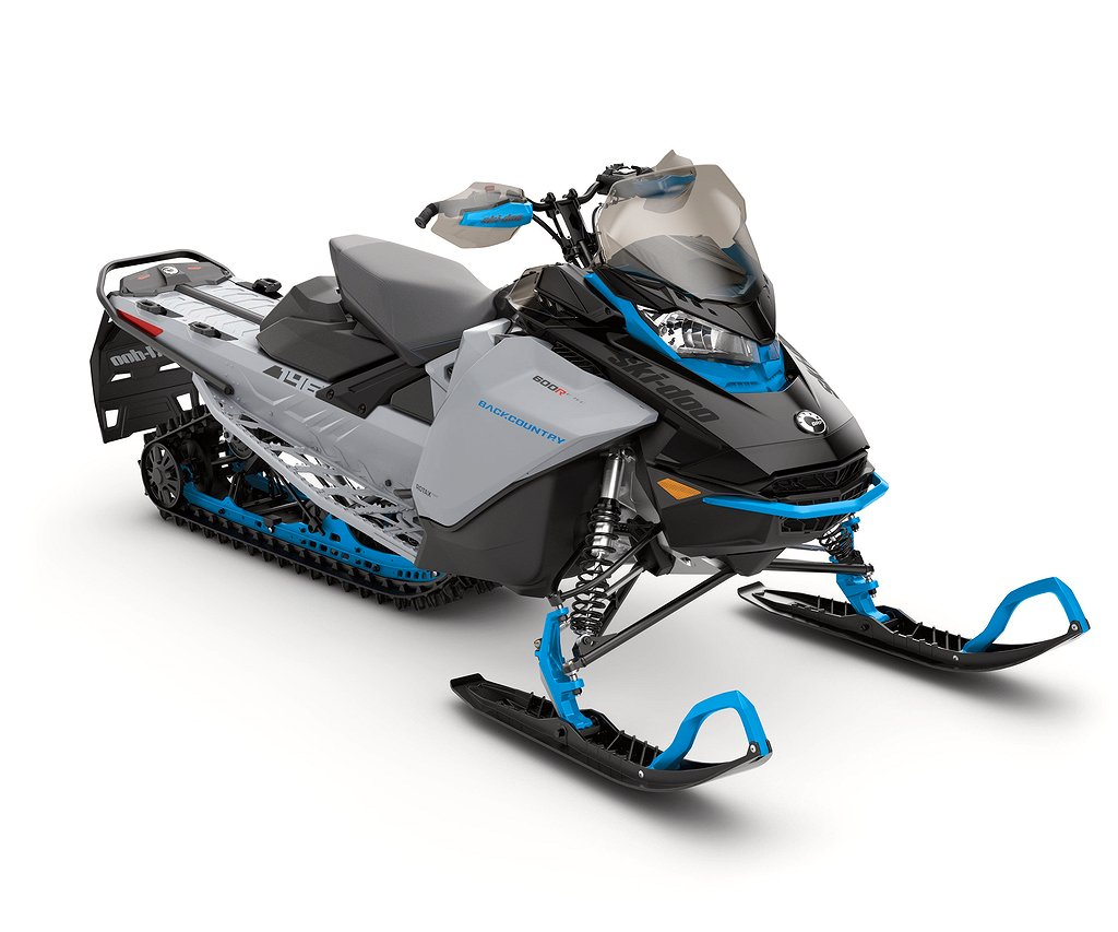 Ski-doo Backcountry STD 600R E-TEC *ERBJUDANDE*