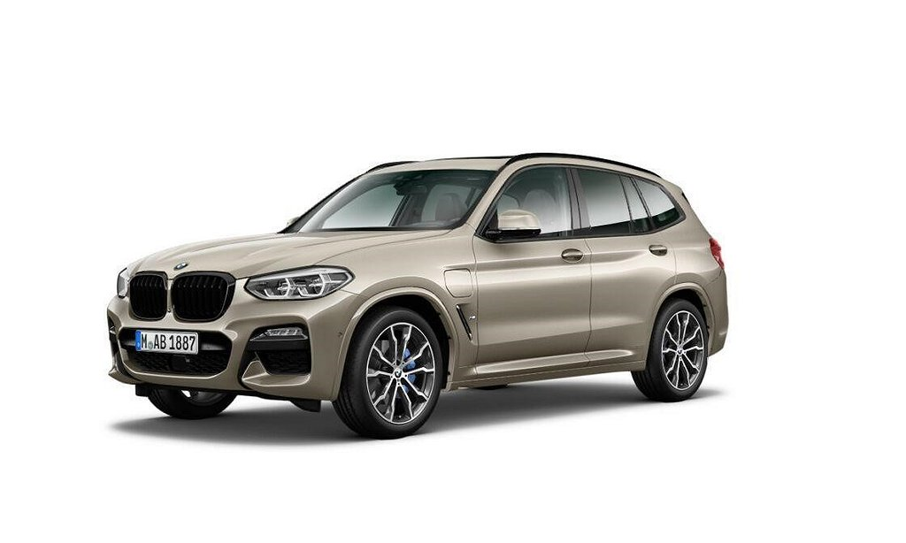 BMW X3 xDrive30e M Sport Innovation Driving Assistant Plus Panorama Dra