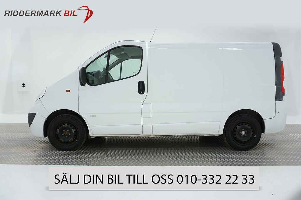 Opel Vivaro 2.0 CDTI (114hk)