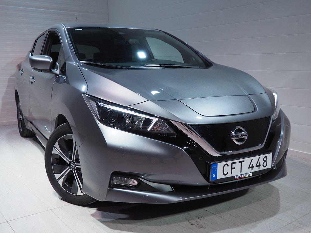 Nissan Leaf 40 kWh 149hk N-Connecta Navi Backkamera 2019