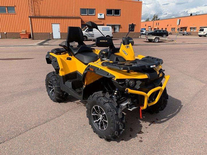 STELS ATV 800G TRAKTOR-B I LAGER