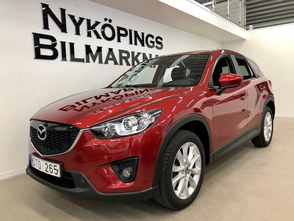 Mazda CX-5 2.0 SKYACTIV-G AWD AUT 160hk GPS/Drag 1328:-Skatt