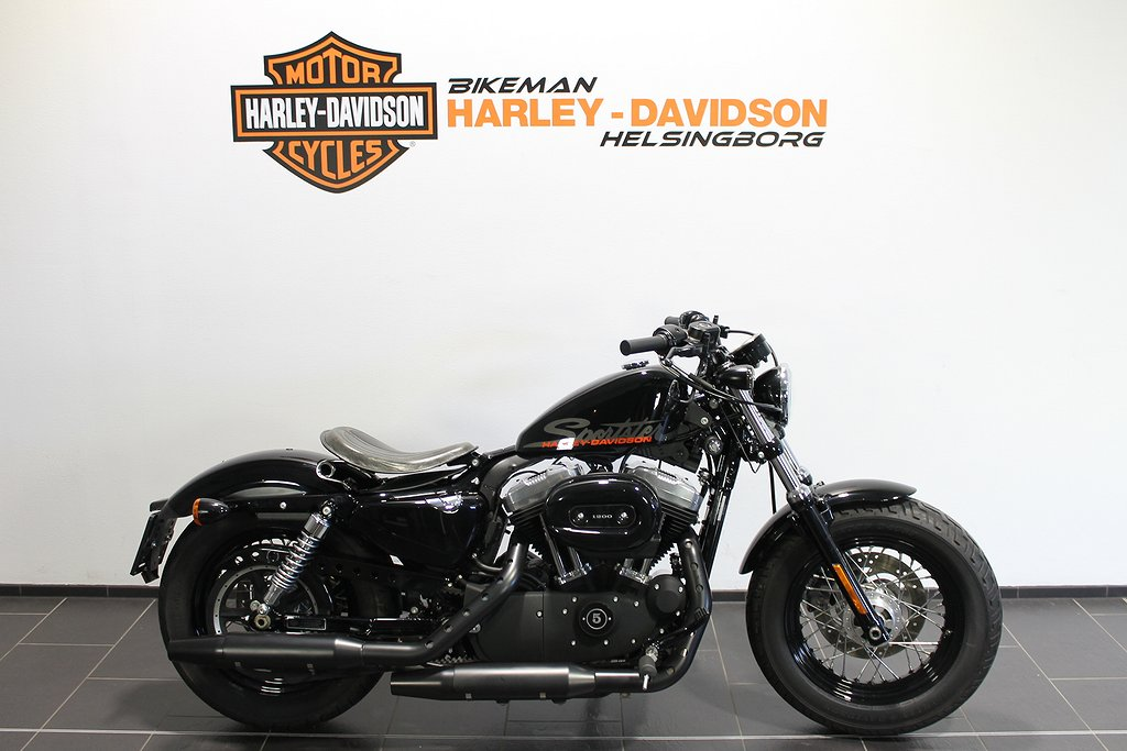 Harley-Davidson XL1200X 1 ÅRS GAR FRI FRAKT