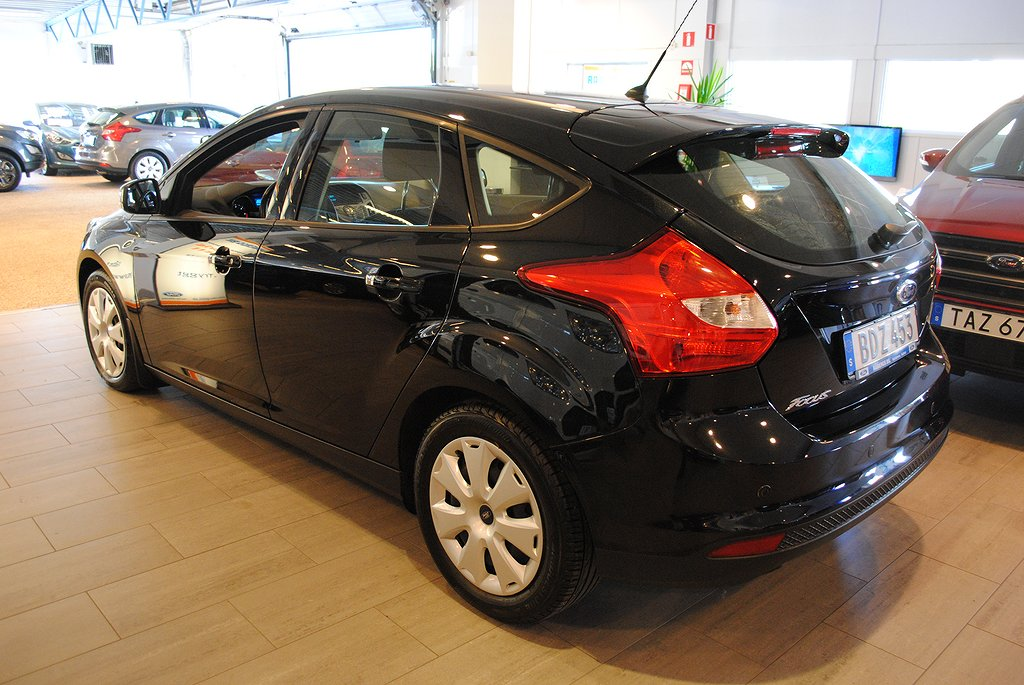 Ford Focus 1,6 TDCi 95hk Trend