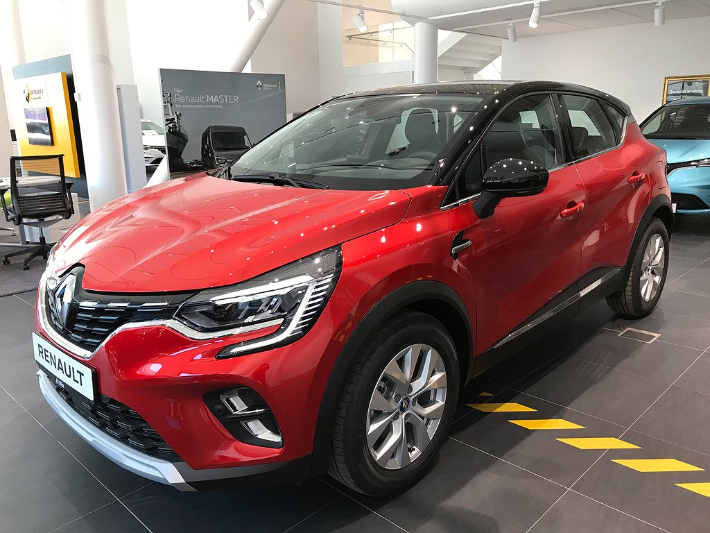 "Renault Captur E-TECH Plug-in 160 Intens A ""Privatleasing"""