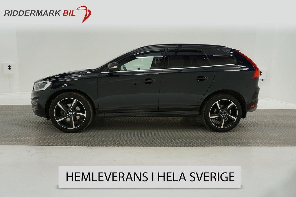 Volvo XC60 D5 AWD (215hk)